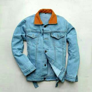 JAKET JEANS DILAN WASHING