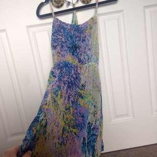 Multi Color Jay Jays Dress