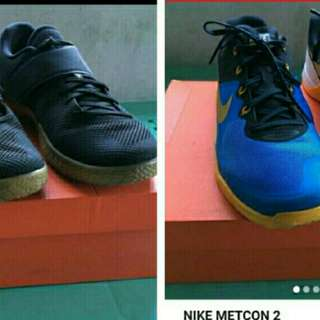 Nike Zoom Live + Nike Metcon2