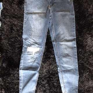 Skinny Jeans-size 12