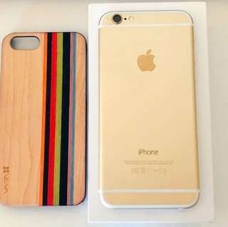 iPhone 6 16G unlocked Gold