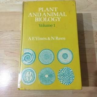 Planet And Animal Biology Volume 1