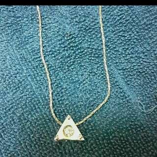 🚚 鑽石造型項鍊