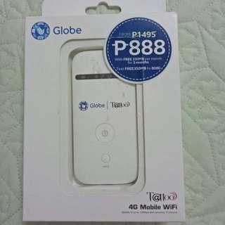 Tattoo 4g Mobile Wifi Device