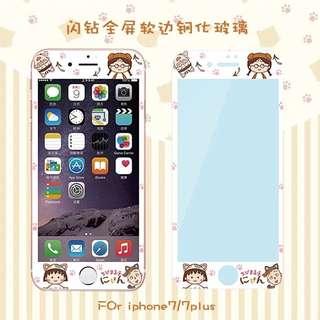 小丸子 iPhone mon 貼