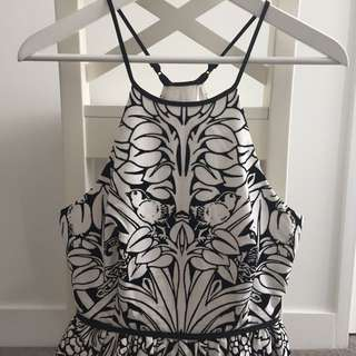 Alice McCall B&W Dress