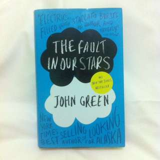 The Fault in Our Stars - John Green - Hardcover