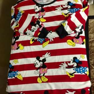 Mickey Mouse Jumper (brand new)