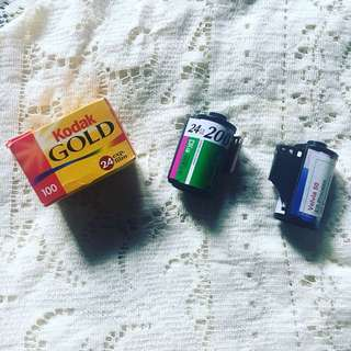 35mm film bundle