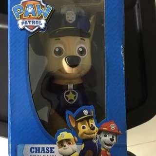 BNIB paw patrol Chase coin bank