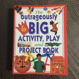 Activity, Play and Project Book