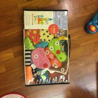 Beanies / beanbag toys (Kushies)