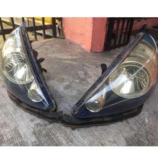 headlamp blue jazz/fit gd3
