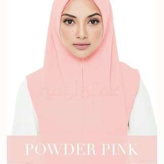 Bawal Yasmine - by Naelofar Hijab