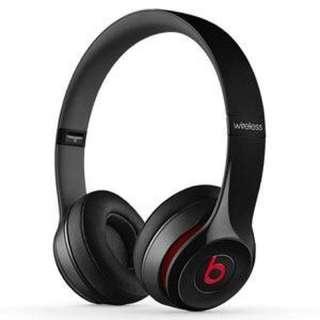 Beats Solo 2 Bluetooth Wireless