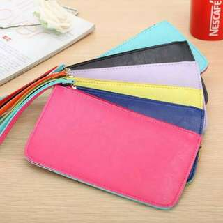 Colorful Long Wallet