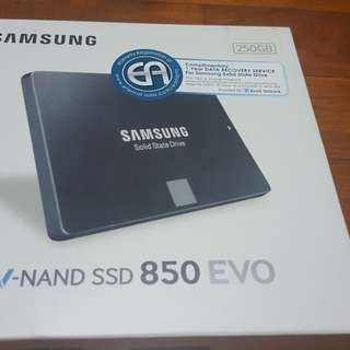 Samsung SSD 250GB - Brand New in box not open