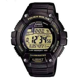 Brand New Auth Casio Tough Solar Men's Watch