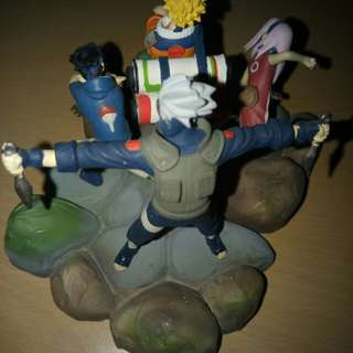 Naruto Polystone Collection