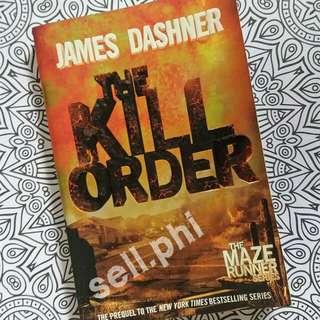 The Kill Order by James Dashner
