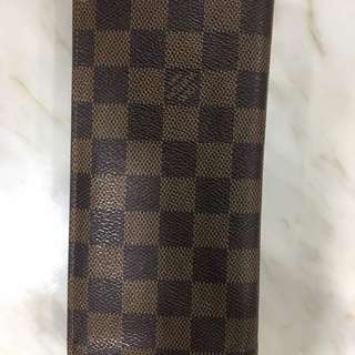 Louis Vuitton Mens Long Wallet