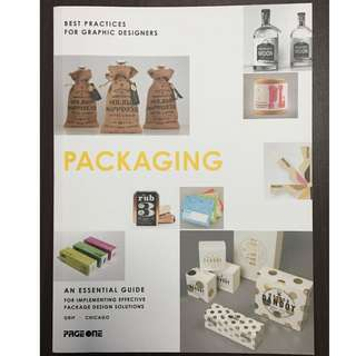 Packaging Design For Graphic Designers (Page One)