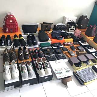 Customer's purchases batch February 2018