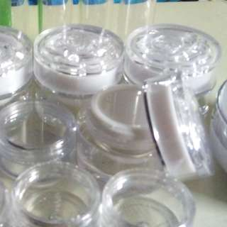 Rose Jar Empty Containers 10g