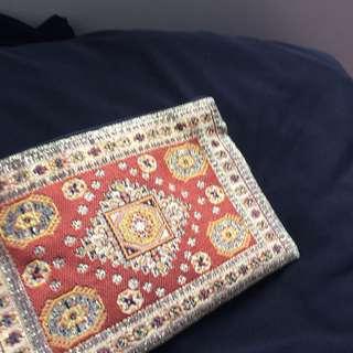 Turkish purse key holder mini makeup bag