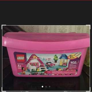 *Flash Sale* Lego Pink Brick Box 5560