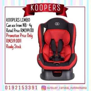 Car Seat LIMBO KOOPERS