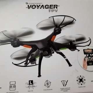Drone - Voyager Sky Scanner