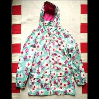 Jacket Hoodie Parachute