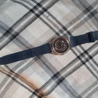 Swatch (skeleton dial)