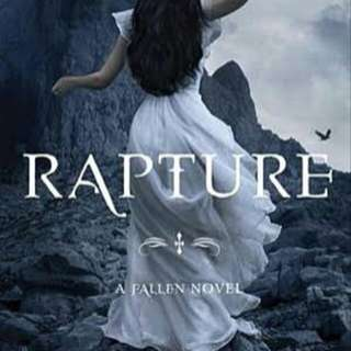 FREE EBOOK: Rapture (Book 4 of Fallen Series)