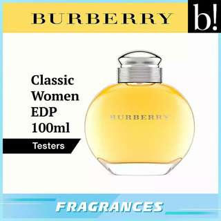 Burberry Classic Women EDP 100ml Tester