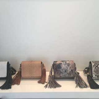 Francesco Santoro Mini Crossbody