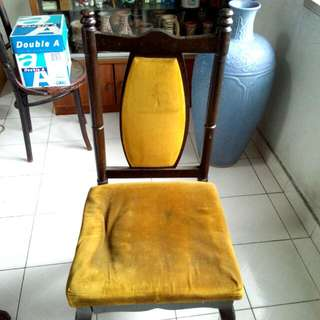 Wooden Chair Vintage