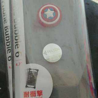 美國隊長 手機殼 captain America phone case