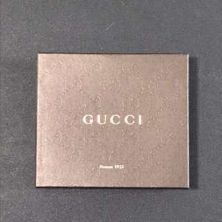 Gucci 男裝銀包