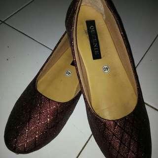 Flat shoes Bling-Bling
