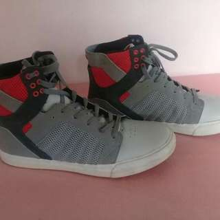 Supra Hi-cut shoes