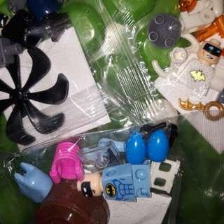 3 Sets Mini figures Mini Man Collectibles