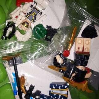 3 SET Mini figures Mini Man Collectibles