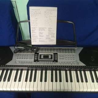 digitaL keyboard 54key