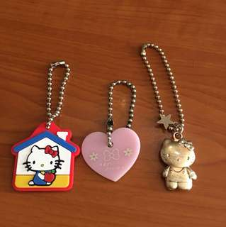 Hello kitty small gift key chain