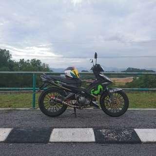 Swap rim racing boy 18 batang