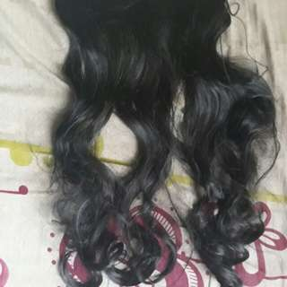 Black Curly Hair Extensions