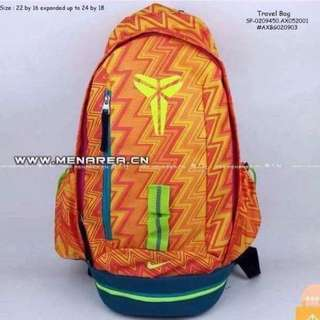 Travel backpack size : 22*16 expanded upto 24*18