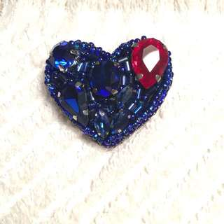 Customized jewelry- pin - brooch for dress